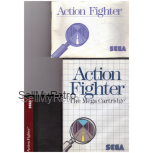 Action Fighter for Sega Master System from Sega (MK-5055-50)