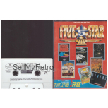 Five Star III for ZX Spectrum by Beau-Jolly on Tape