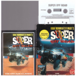 Ivan 'Ironman' Stewart's Super Off Road for ZX Spectrum from Virgin Games