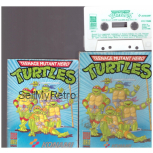 Teenage Mutant Hero Turtles for ZX Spectrum from Konami/Image Works