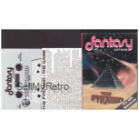 The Pyramid for ZX Spectrum from Fantasy Software on Tape
