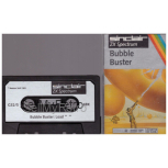 Bubble Buster for ZX Spectrum from Sinclair (G32/S)