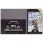 Soul Of A Robot for ZX Spectrum from Mastertronic (IS 0090)