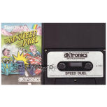 3D Speed Duel for ZX Spectrum from Dk'tronics (dk 021)