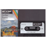 Driller Tanks for ZX Spectrum from Sinclair (G33/S)