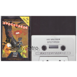 Spectipede for ZX Spectrum from Mastertronic (IS 0021)