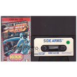 Side Arms for Commodore 64 from Kixx