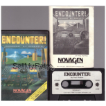 Encounter! for Atari 8-Bit Computers from Novagen