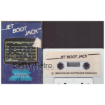 Jet Boot Jack for Atari 8-Bit Computers from English Software