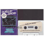 Duellin' Droid for Atari 8-Bit Computers from English Software