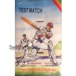 Test Match for ZX Spectrum from CRL