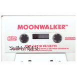 Moonwalker Tape Only for Commodore 64 from Kixx