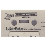 Potty Painter In The Jungle Tape Only for Commodore 64 from Rabbit Software (RSC 220)