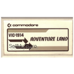 Adventure Land for Commodore Vic-20 from Commodore (VIC-1914)