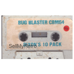 Bug Blaster Tape Only for Commodore 64 from Alligata
