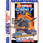 Los Angeles SWAT for Atari 8-Bit Computers from Entertainment USA/Mastertronic (IT 0136)