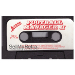 Football Manager II Tape Only for Commodore 64 from Addictive Games
