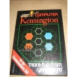 Leisure Genius Kensington for Commodore 64 (cassette - oversized box