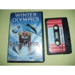 Commodore C16 / Plus 4 Game: Winter Olympics