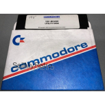 Commodore 1351 Mouse Utility Disk (DISK ONLY / LOOSE)