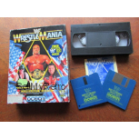 Atari ST Game - WrestleMania by Ocean