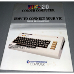 VIC 20 Colour Computer - How To Connect Your VIC