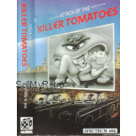 Attack Of The Killer Tomatoes for ZX Spectrum from Global Software