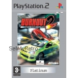 Burnout 2: Point Of Impact PAL for Sony Playstation 2/PS2 from Acclaim (SLES 51044)