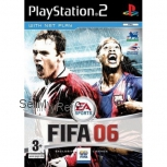 FIFA 06 PAL for Sony Playstation 2/PS2 from EA Sports (SLES 53529)