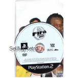 FIFA 2003 Disc And Instructions Only for Sony Playstation 2 from EA Sports (SLES 51197)
