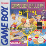 Game Boy Gallery: 5 Games In 1 for Nintendo Gameboy from Nintendo (DMG-P-AGGA)