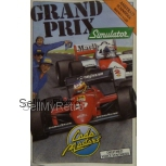 Grand Prix Simulator for Amstrad CPC from CodeMasters (3037)