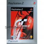 Gran Turismo 3: A-Spec PAL for Sony Playstation 2/PS2 from Polyphony/Sony (SCES 50294)