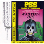 Maze Death Race for ZX Spectrum from PSS (001)