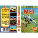 MIG Busters for ZX Spectrum from Players Premier