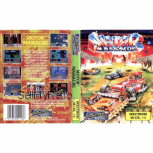 Motor Massacre for ZX Spectrum from Gremlin