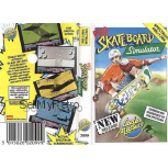 Pro Skateboard Simulator for ZX Spectrum from CodeMasters (2099)
