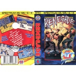 Renegade for ZX Spectrum from The Hit Squad