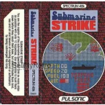 Submarine Strike for ZX Spectrum from Pulsonic (D6001)