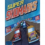 Super Skidmarks for Commodore Amiga from Acid Software