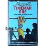 Timeman One for Amstrad CPC by Amsoft on Tape
