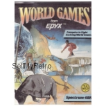 World Games for ZX Spectrum from U.S. Gold