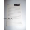 Sinclair Microdrive Notepad (White)