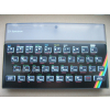 Sinclair ZX Spectrum 16K / 48K Repro Case Set Transparent Black
