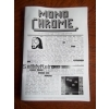 Sinclair ZX80 / ZX81 Fanzine: MONOCHROME (issue 3)