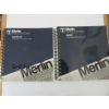 Merlin Tonto Manuals (incomplete set)