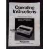 Panasonic KX-P1624 Operating Instructions