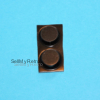 Atari ST Replacement Rubber Feet - Pack of 2