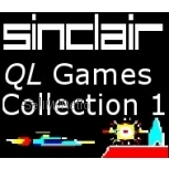 Buy the Sinclair QL Games Collection 1 for the PC from RWAP Software
