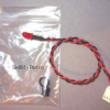 Original RED Power LED cable for breadbin C64